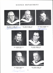 Page 16, 1960 Edition, Holland Christian High School - Footprints Yearbook (Holland, MI) online yearbook collection