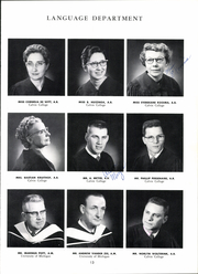 Page 17, 1960 Edition, Holland Christian High School - Footprints Yearbook (Holland, MI) online yearbook collection