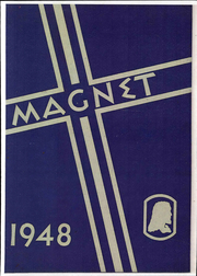 St Joseph High School - Magnet Yearbook (Saginaw, MI) online yearbook collection, 1948 Edition, Page 1