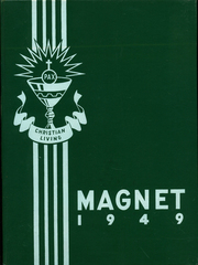 Page 1, 1949 Edition, St Joseph High School - Magnet Yearbook (Saginaw, MI) online yearbook collection
