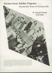 Page 10, 1949 Edition, St Joseph High School - Magnet Yearbook (Saginaw, MI) online yearbook collection