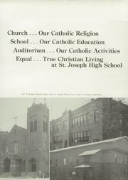 Page 11, 1949 Edition, St Joseph High School - Magnet Yearbook (Saginaw, MI) online yearbook collection