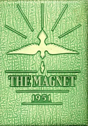 Page 1, 1951 Edition, St Joseph High School - Magnet Yearbook (Saginaw, MI) online yearbook collection