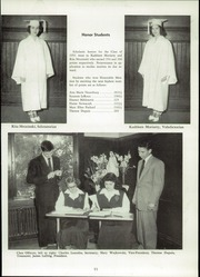 Page 17, 1951 Edition, St Joseph High School - Magnet Yearbook (Saginaw, MI) online yearbook collection