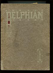 Page 1, 1924 Edition, Central High School - Delphian Yearbook (Kalamazoo, MI) online yearbook collection