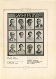 Page 15, 1924 Edition, Central High School - Delphian Yearbook (Kalamazoo, MI) online yearbook collection