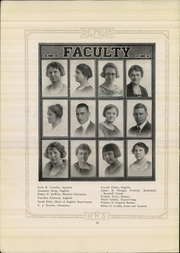 Page 16, 1924 Edition, Central High School - Delphian Yearbook (Kalamazoo, MI) online yearbook collection