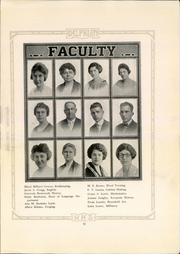 Page 17, 1924 Edition, Central High School - Delphian Yearbook (Kalamazoo, MI) online yearbook collection