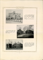 Page 7, 1924 Edition, Central High School - Delphian Yearbook (Kalamazoo, MI) online yearbook collection