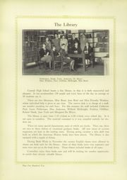 Page 114, 1928 Edition, Central High School - Delphian Yearbook (Kalamazoo, MI) online yearbook collection
