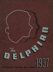 Page 1, 1937 Edition, Central High School - Delphian Yearbook (Kalamazoo, MI) online yearbook collection