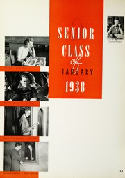 Page 16, 1938 Edition, Central High School - Delphian Yearbook (Kalamazoo, MI) online yearbook collection