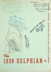 Page 3, 1938 Edition, Central High School - Delphian Yearbook (Kalamazoo, MI) online yearbook collection