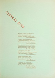 Page 5, 1938 Edition, Central High School - Delphian Yearbook (Kalamazoo, MI) online yearbook collection