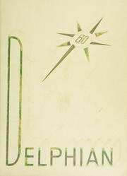 Page 1, 1960 Edition, Central High School - Delphian Yearbook (Kalamazoo, MI) online yearbook collection