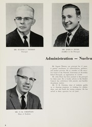 Page 10, 1960 Edition, Central High School - Delphian Yearbook (Kalamazoo, MI) online yearbook collection