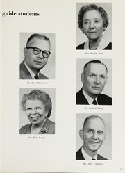Page 15, 1960 Edition, Central High School - Delphian Yearbook (Kalamazoo, MI) online yearbook collection