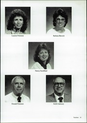 Page 17, 1987 Edition, Ishpeming High School - Hematite Yearbook (Ishpeming, MI) online yearbook collection