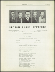 Page 15, 1938 Edition, Hillsdale High School - Hornet Yearbook (Hillsdale, MI) online yearbook collection