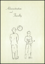 Page 13, 1945 Edition, Hillsdale High School - Hornet Yearbook (Hillsdale, MI) online yearbook collection