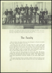 Page 15, 1945 Edition, Hillsdale High School - Hornet Yearbook (Hillsdale, MI) online yearbook collection