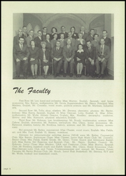 Page 13, 1946 Edition, Hillsdale High School - Hornet Yearbook (Hillsdale, MI) online yearbook collection