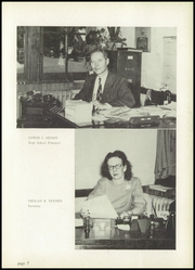 Page 11, 1949 Edition, Hillsdale High School - Hornet Yearbook (Hillsdale, MI) online yearbook collection