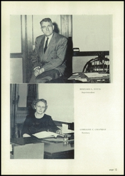 Page 14, 1950 Edition, Hillsdale High School - Hornet Yearbook (Hillsdale, MI) online yearbook collection