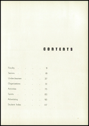 Page 9, 1950 Edition, Hillsdale High School - Hornet Yearbook (Hillsdale, MI) online yearbook collection