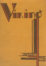 Northern High School - Viking Yearbook (Detroit, MI) online yearbook collection, 1935 Edition, Page 1