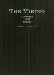 Northern High School - Viking Yearbook (Detroit, MI) online yearbook collection, 1936 Edition, Page 1