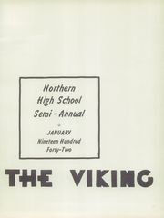 Page 5, 1947 Edition, Northern High School - Viking Yearbook (Detroit, MI) online yearbook collection