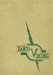 Northern High School - Viking Yearbook (Detroit, MI) online yearbook collection, 1951 Edition, Page 1