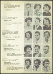 Page 19, 1951 Edition, Northern High School - Viking Yearbook (Detroit, MI) online yearbook collection