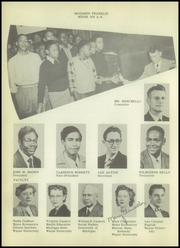 Page 22, 1951 Edition, Northern High School - Viking Yearbook (Detroit, MI) online yearbook collection