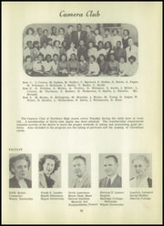 Page 27, 1951 Edition, Northern High School - Viking Yearbook (Detroit, MI) online yearbook collection