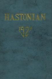 Hastings High School - Saxon Yearbook (Hastings, MI) online yearbook collection, 1924 Edition, Page 1