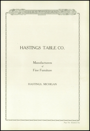 Page 111, 1924 Edition, Hastings High School - Saxon Yearbook (Hastings, MI) online yearbook collection
