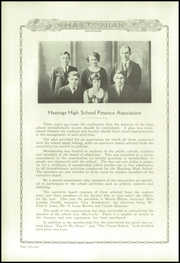 Page 58, 1924 Edition, Hastings High School - Saxon Yearbook (Hastings, MI) online yearbook collection