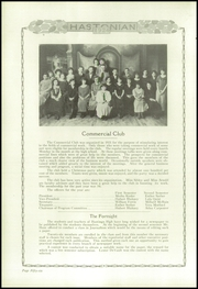 Page 62, 1924 Edition, Hastings High School - Saxon Yearbook (Hastings, MI) online yearbook collection