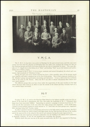 Page 59, 1925 Edition, Hastings High School - Saxon Yearbook (Hastings, MI) online yearbook collection