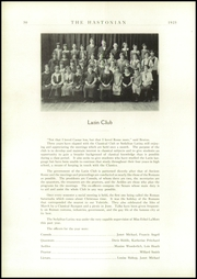 Page 60, 1925 Edition, Hastings High School - Saxon Yearbook (Hastings, MI) online yearbook collection
