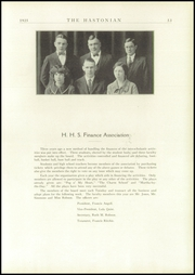 Page 63, 1925 Edition, Hastings High School - Saxon Yearbook (Hastings, MI) online yearbook collection