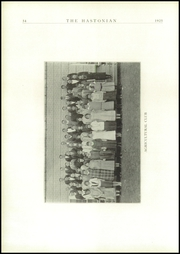 Page 64, 1925 Edition, Hastings High School - Saxon Yearbook (Hastings, MI) online yearbook collection