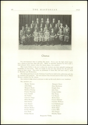 Page 70, 1925 Edition, Hastings High School - Saxon Yearbook (Hastings, MI) online yearbook collection