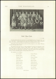 Page 71, 1925 Edition, Hastings High School - Saxon Yearbook (Hastings, MI) online yearbook collection