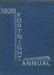 Hastings High School - Saxon Yearbook (Hastings, MI) online yearbook collection, 1939 Edition, Page 1