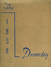 Page 1, 1958 Edition, Hastings High School - Saxon Yearbook (Hastings, MI) online yearbook collection