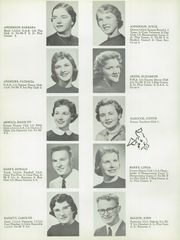 Page 14, 1958 Edition, Hastings High School - Saxon Yearbook (Hastings, MI) online yearbook collection