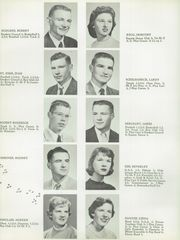 Page 22, 1958 Edition, Hastings High School - Saxon Yearbook (Hastings, MI) online yearbook collection